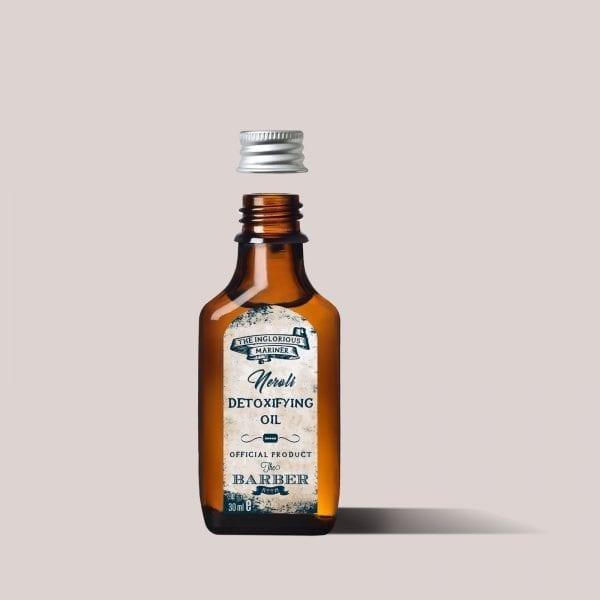 beard oil for dry skin