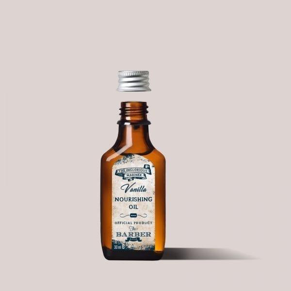 plastic free nourishing beard oil